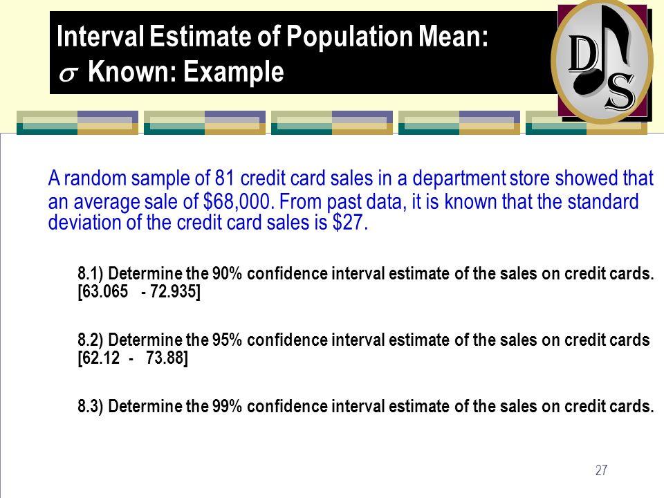 sample credit card data
