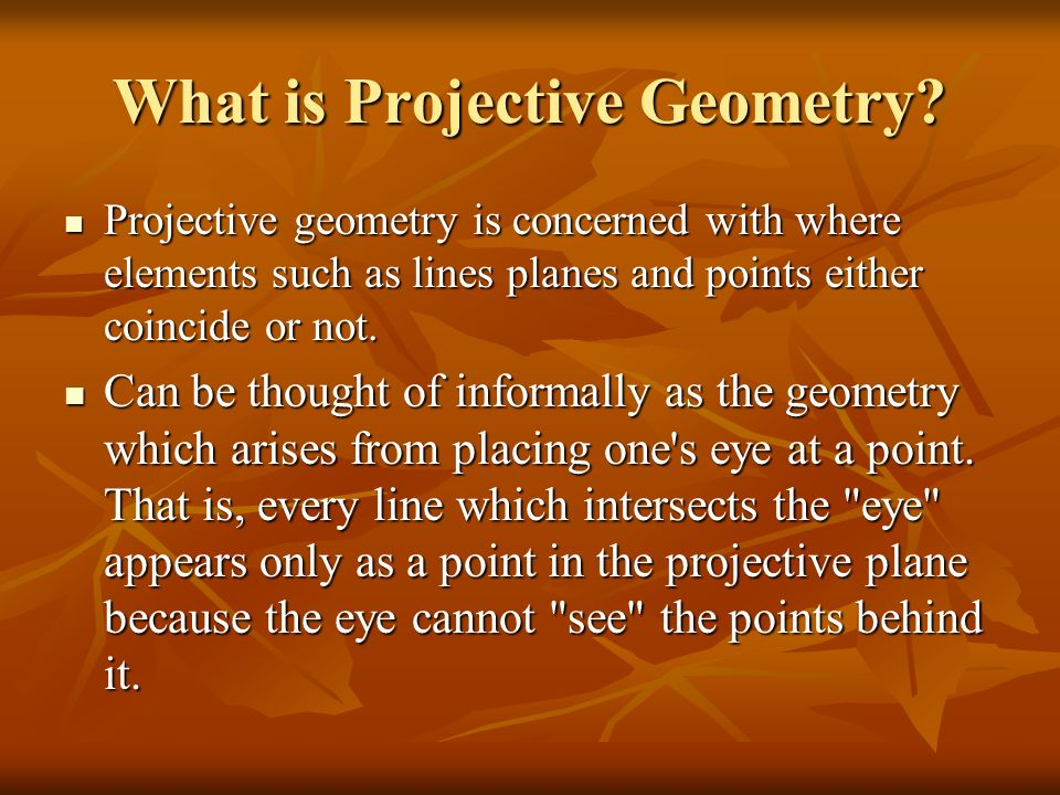 geometry important definitions