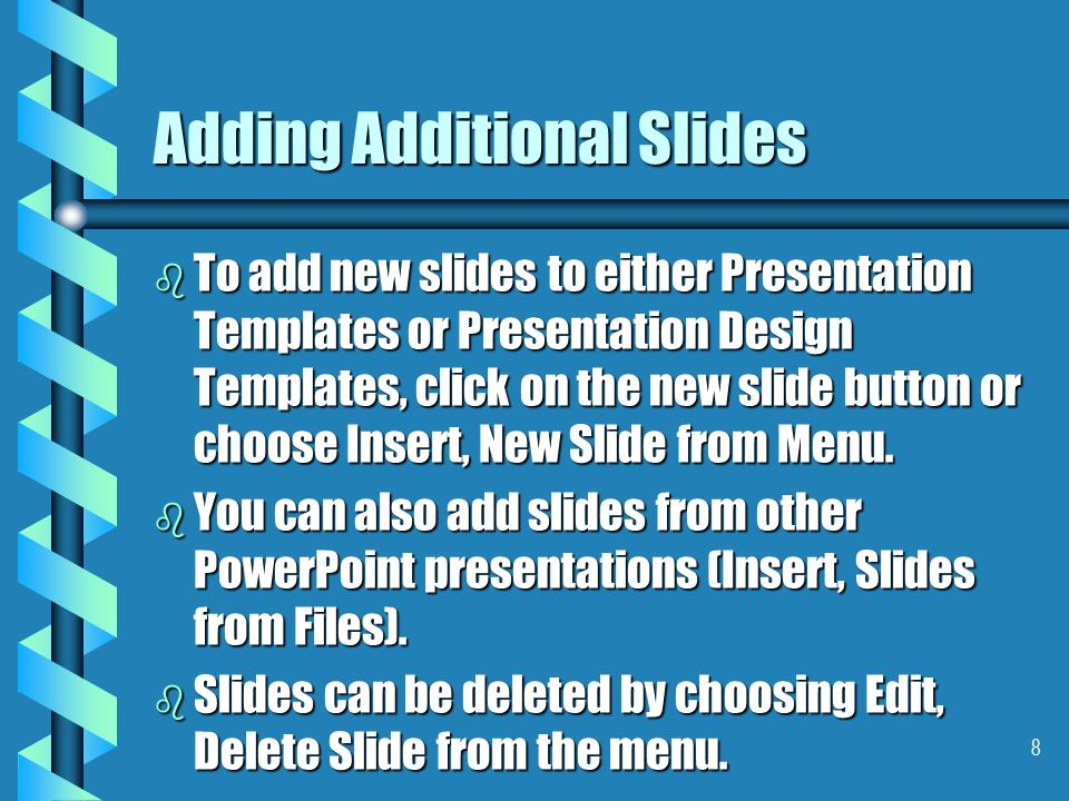 1 powerpoint tips this presentation includes the major functions, Presentation templates