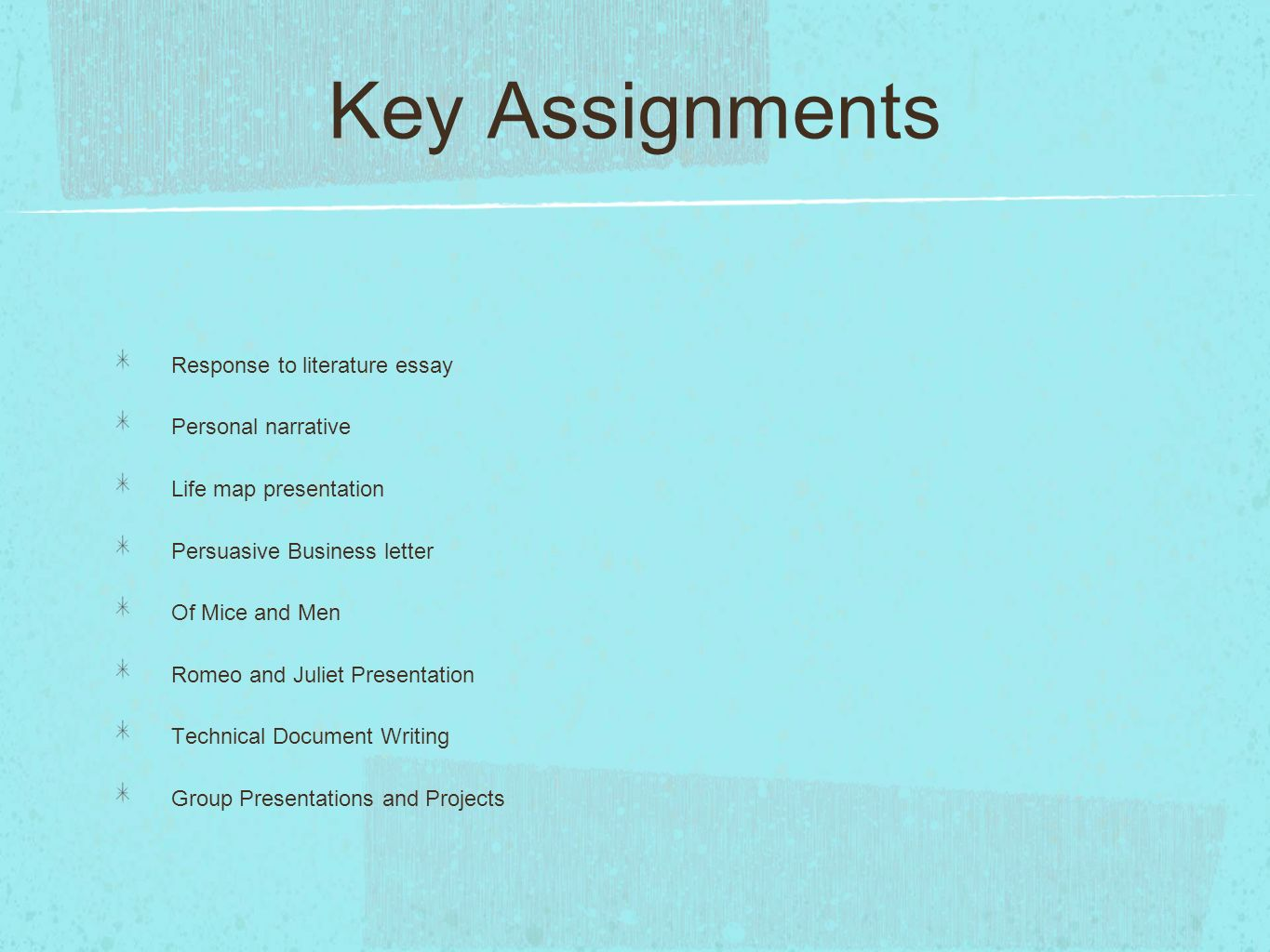 english placement test essay prompts Prompts are free of technical or specific literary references and  in the elements of on‐demand essay writing in english, this writing sample receives a score of  writeplacer esl guide with sample essays 8 may 2010.