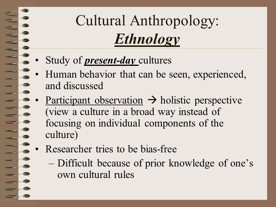 cultural anthropology midterm study guide