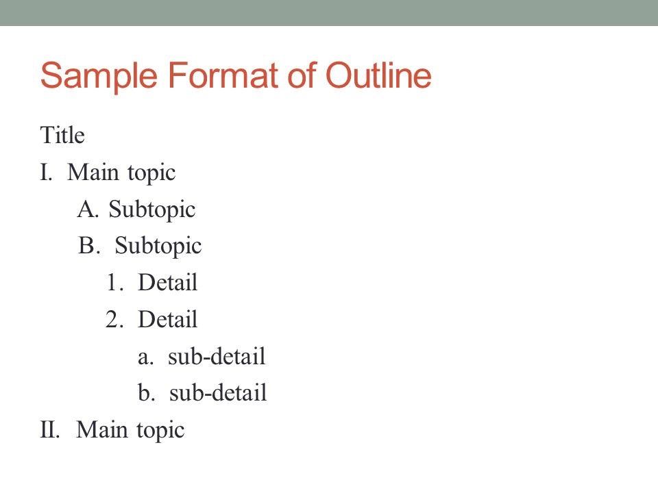 Harvard Style Essay Format