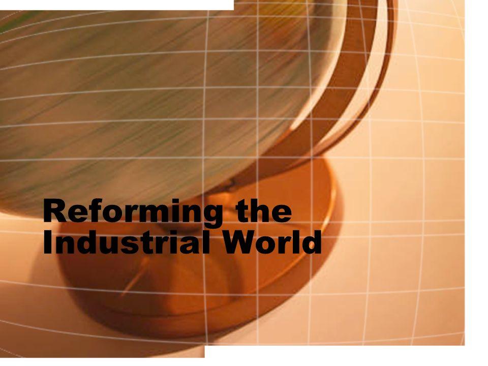 Term paper industrial revolution