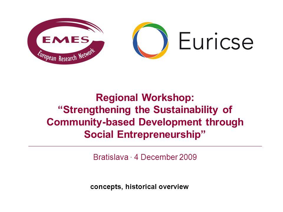 social entrepreneurship development