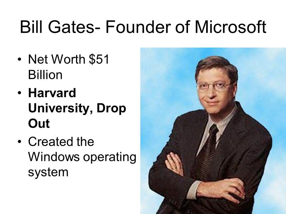 microsofts net worth