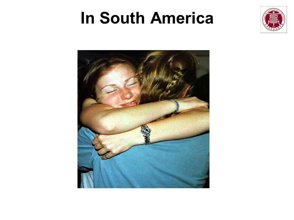 Module 6 unit 3 understanding each other various ways of greeting 4 in south america m4hsunfo
