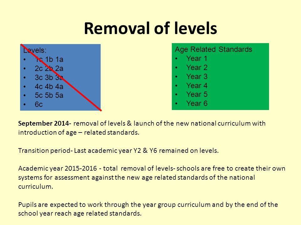 Stockton Heath Primary School Assessment without levels information ...