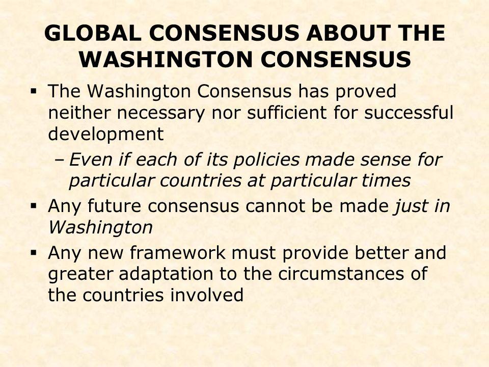 consensus new york