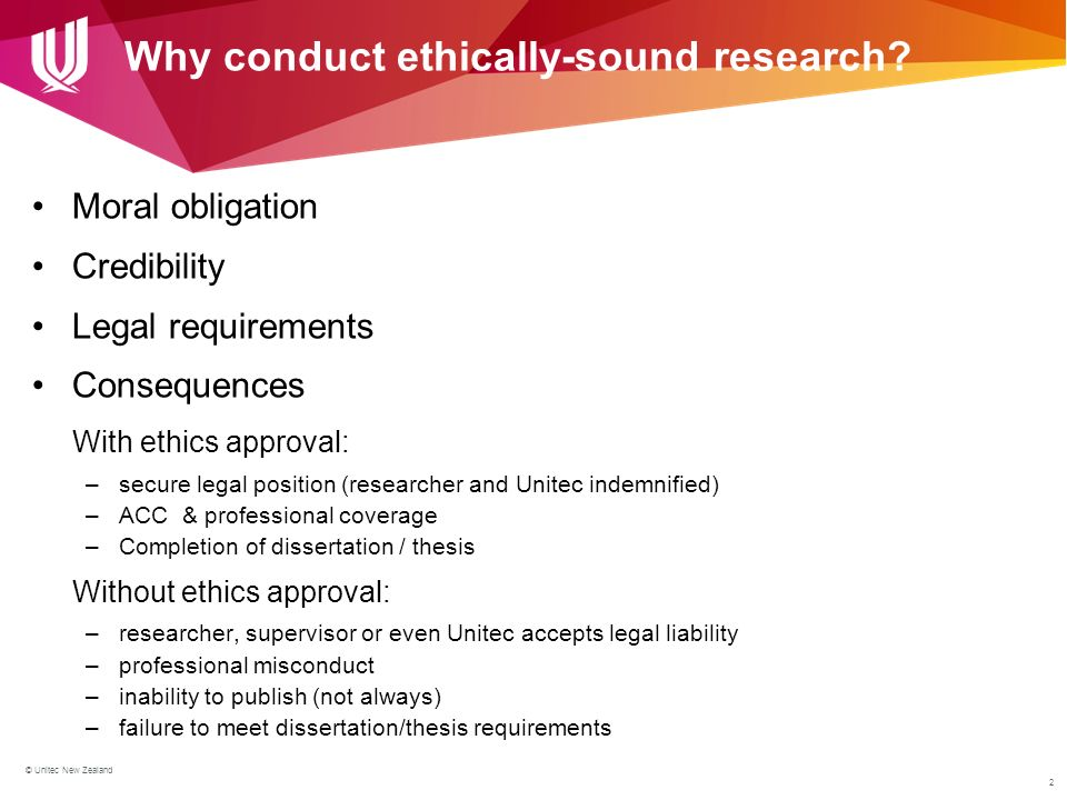 Dissertation Ethics In Writing