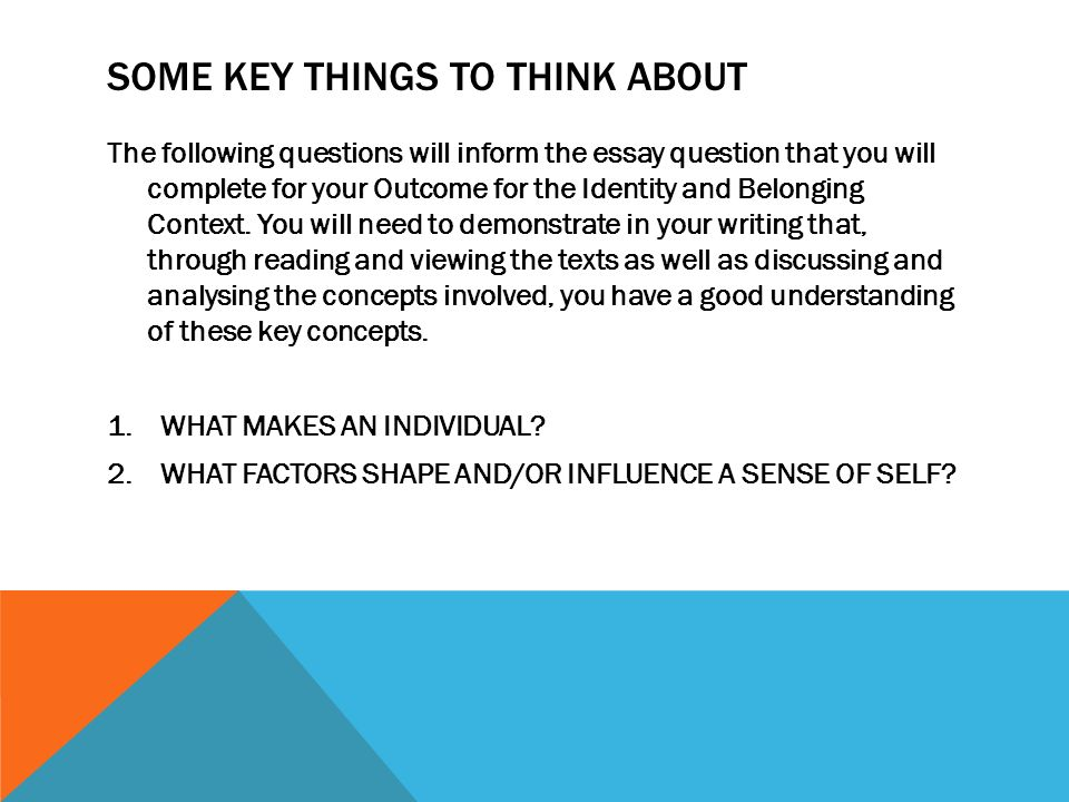 context study creating and presenting outcome texts growing up  some key things to think about the following questions will inform the essay question that you