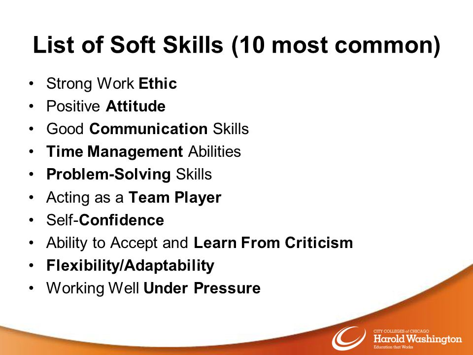 Charming Soft Skills Vs. 5 List ...  Soft Skills List