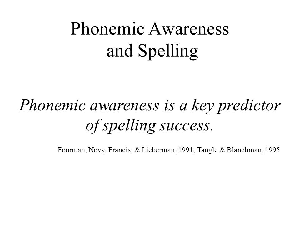 6 phonemic
