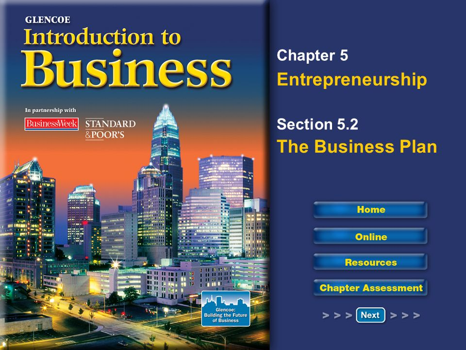 Introduction Business Plan