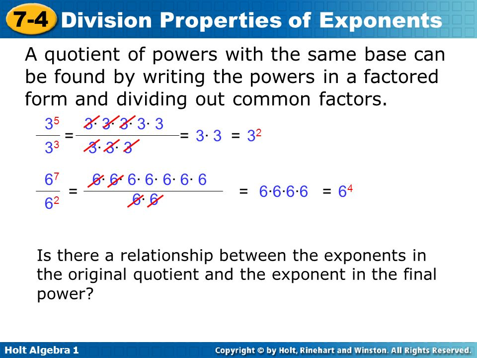 7 2 Division Properties Of Exponents Worksheet Answers showme – Division Properties of Exponents Worksheet