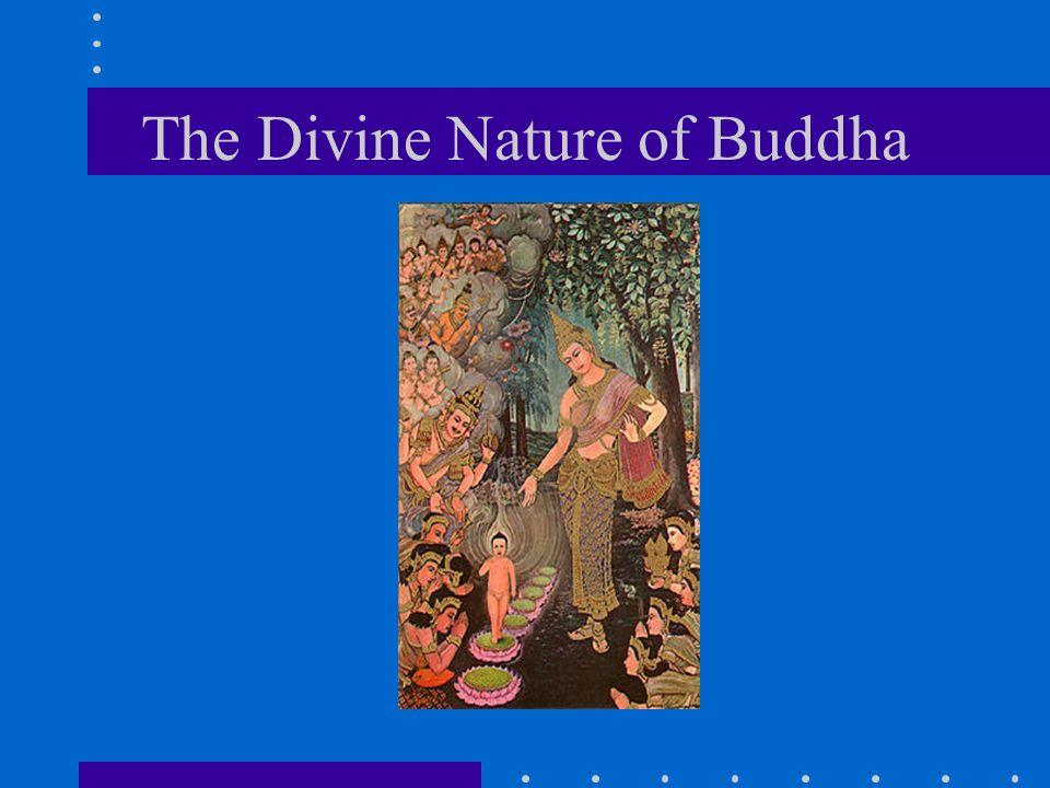 The Divine Nature of Buddha
