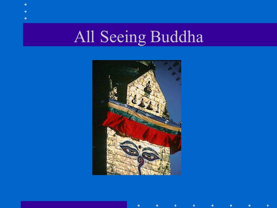 All Seeing Buddha