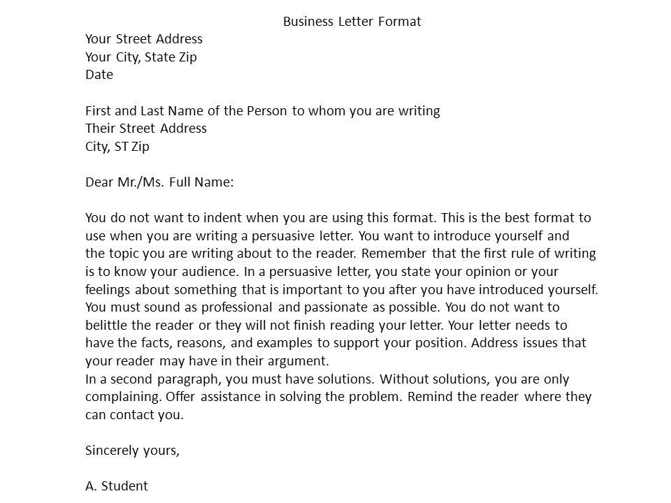 Kamryn herrington brittany henderson kayla ethridge correspondence 19 business letter format spiritdancerdesigns Choice Image