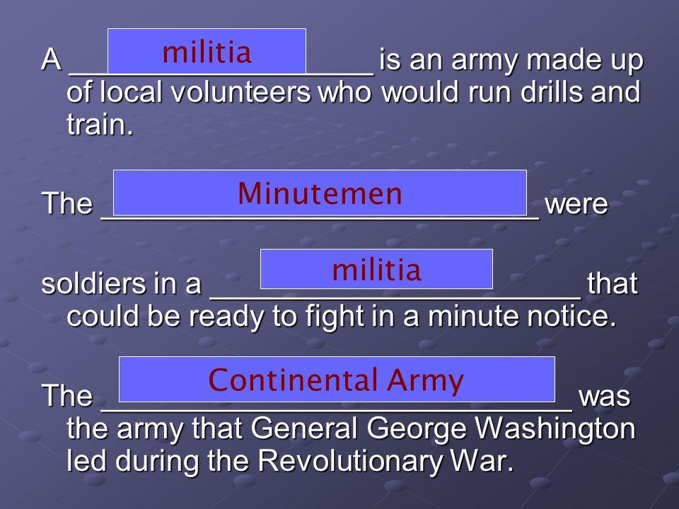 minutes militia 2