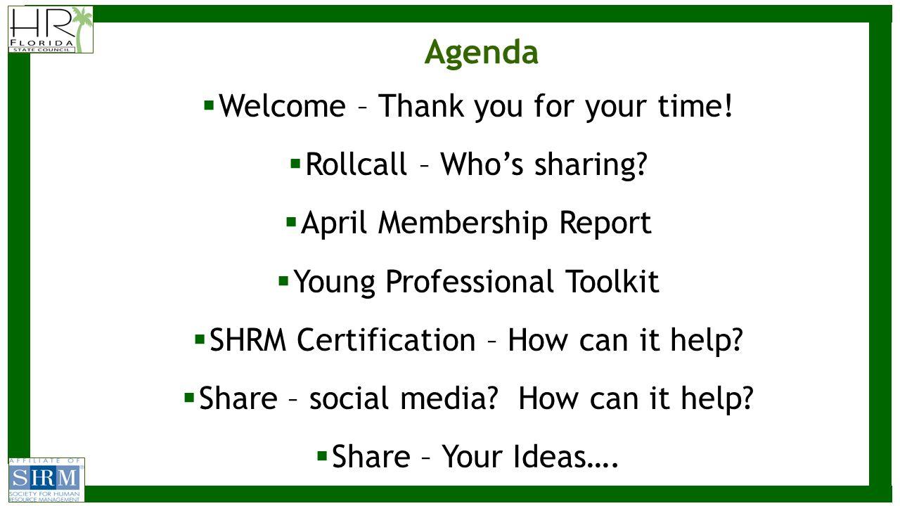 Where great ideas meet results nd quarter hr florida membership 2 agenda welcome 1betcityfo Choice Image