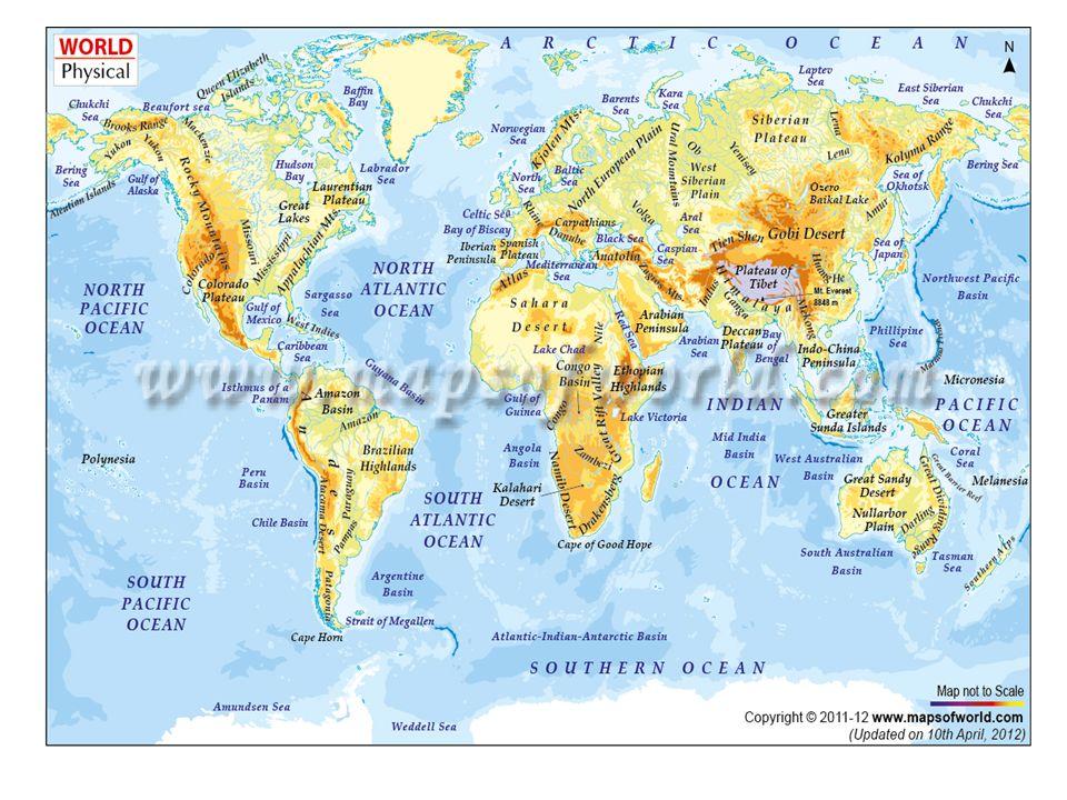 Insert Physical Map