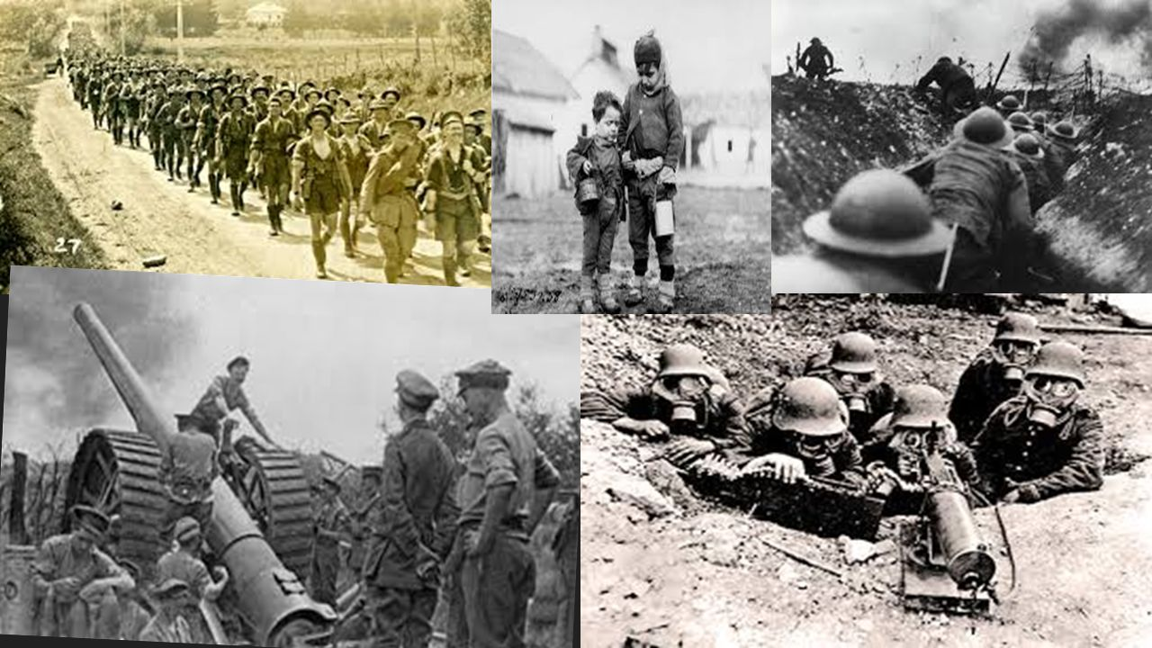 compare and contrast u s foreign policy after wwi and after wwii Ap us history question: compare and contrast united states foreign policy after the first world war and after the second world war consider the.