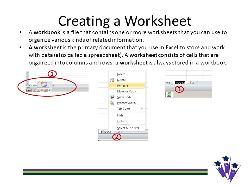 Printables An Excel File That Contains One Or More Worksheets microsoft excel quick overview putting students first to make creating a worksheet workbook is file that contains one or more worksheets you