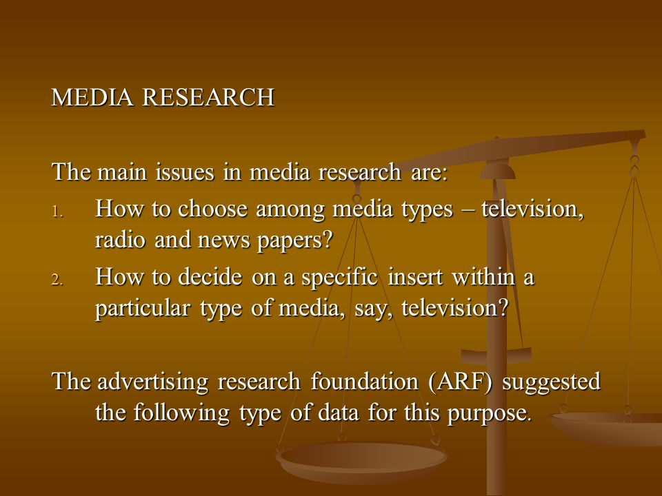 Research Papers On Advertising