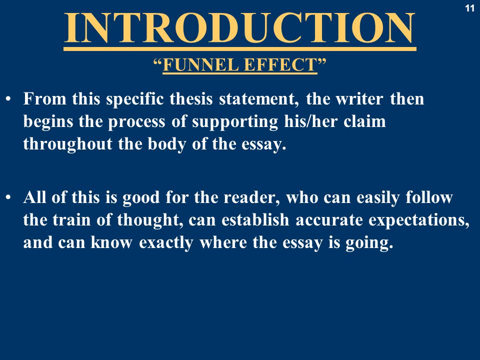 write introduction to essay Introduction to research for essay writing from university of california, irvine course 4: introduction to research for essay writing this is the last course in the academic writing specialization before the capstone project.