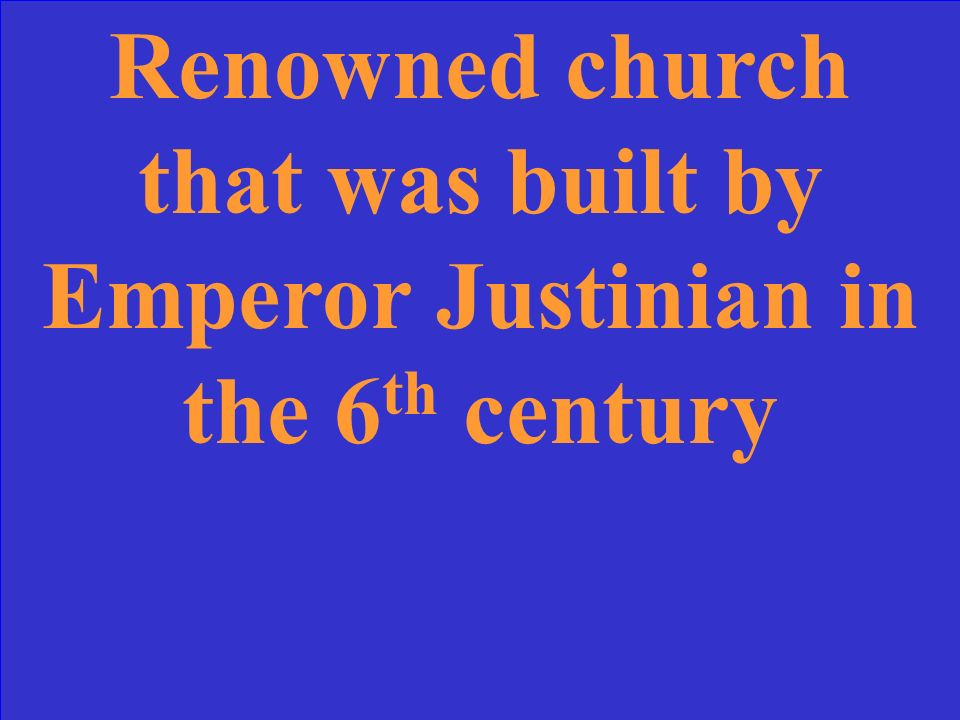 What was Constantinople
