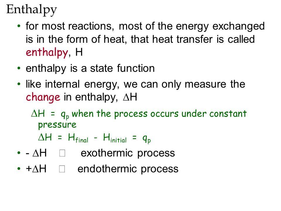 Chapter 5: Thermochemistry. Thermochemistry: – Energy Kinetic ...