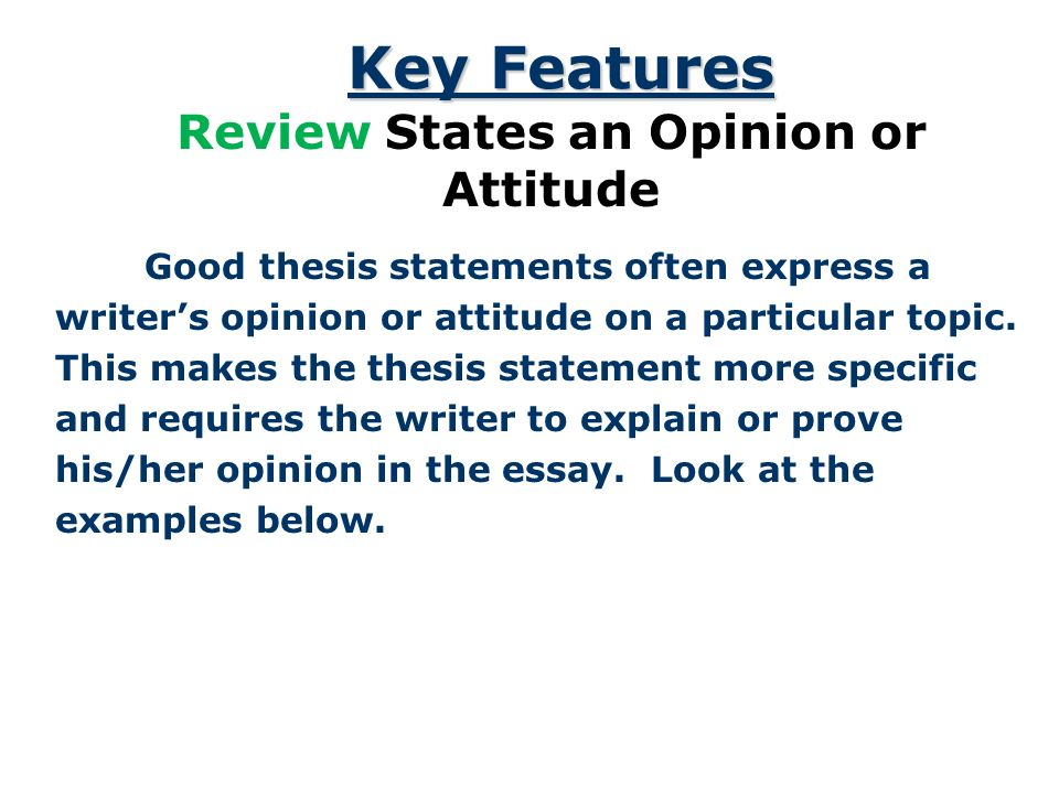 the thesis statement a road map for your essay paragraph essay  14 good thesis statements