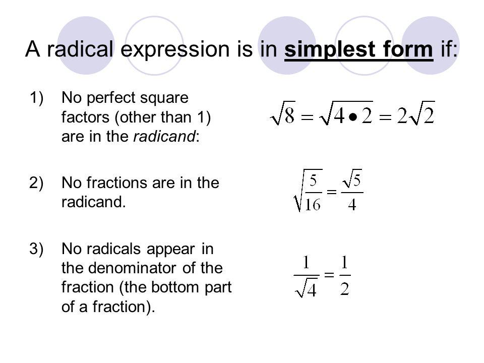 Unit 2 Algebra Investigations Lesson 3: Rational and Radical ...