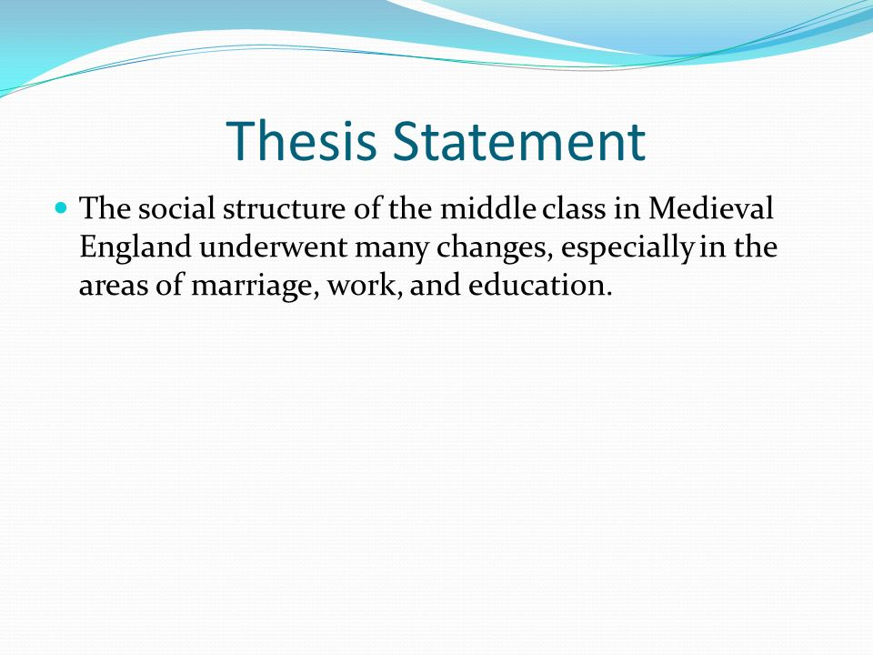 developing purpose and thesis statements Developing a thesis: they might acknowledge the truth in both statements but want to subordinate the purpose of a piece of writing is not to make a claim.