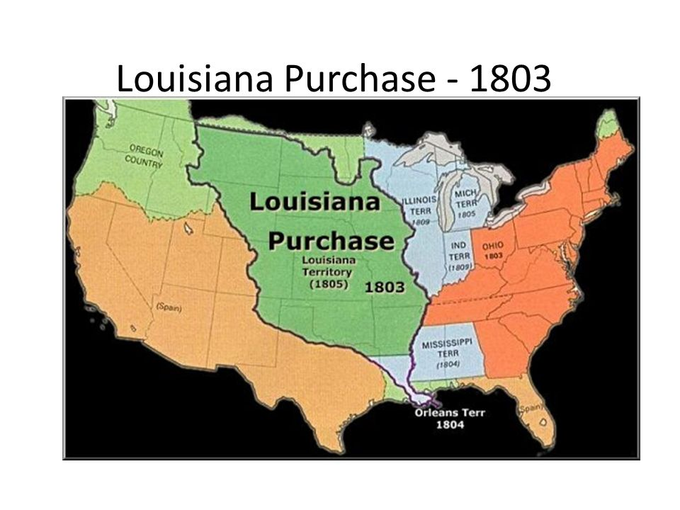 louisiana purchase of 1803 the key