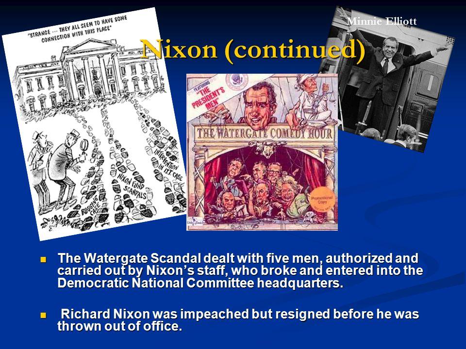 4 Nixon ...