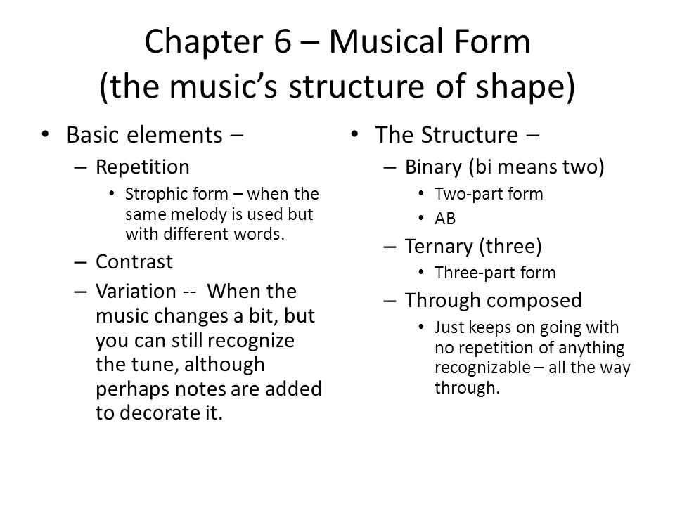 Chapter 5 Musical Texture. Texture Melodic lines may be thought of ...