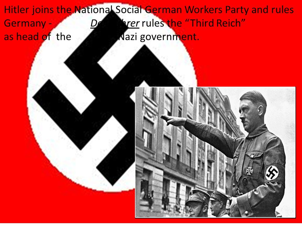 the history of the nazi and totalitarianism Free essay: joe bokeyar year 12 – modern history research essay to what extent did the nazis succeed in establishing a totalitarian state in germany in the.