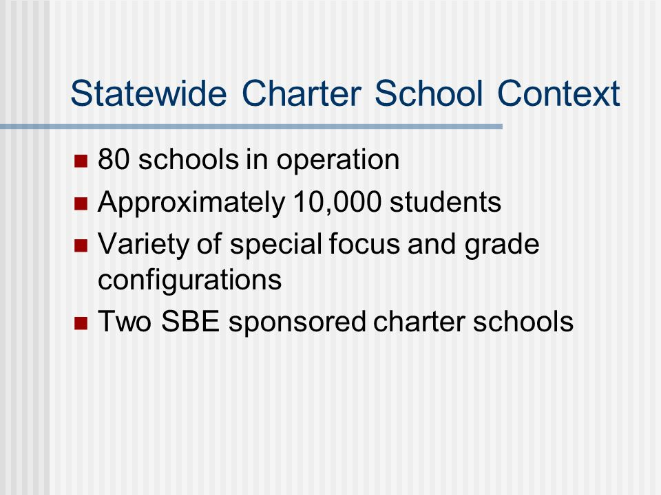 The debate over charter schools is one of the most rancorous in education,  driven by arguments over their effectiveness and opposition from public  employee ...