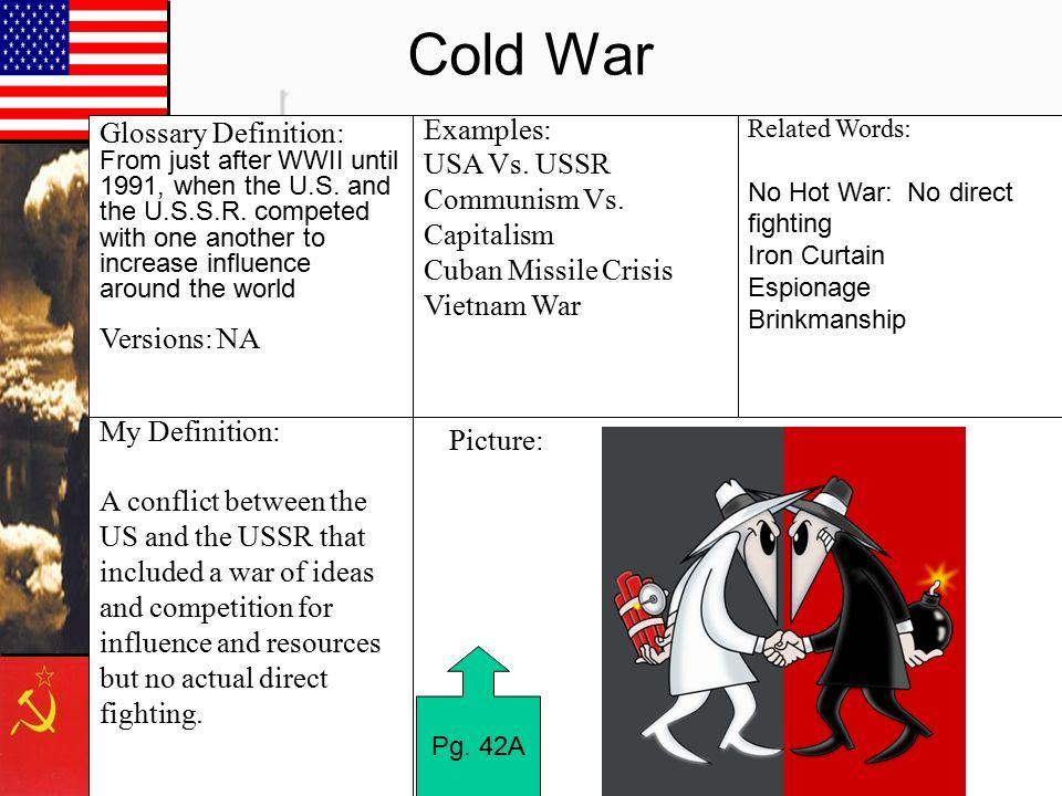 fighting communism cold war