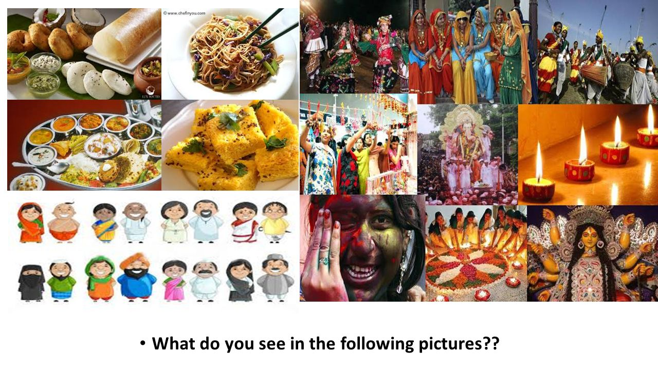 What do you see in the following pictures