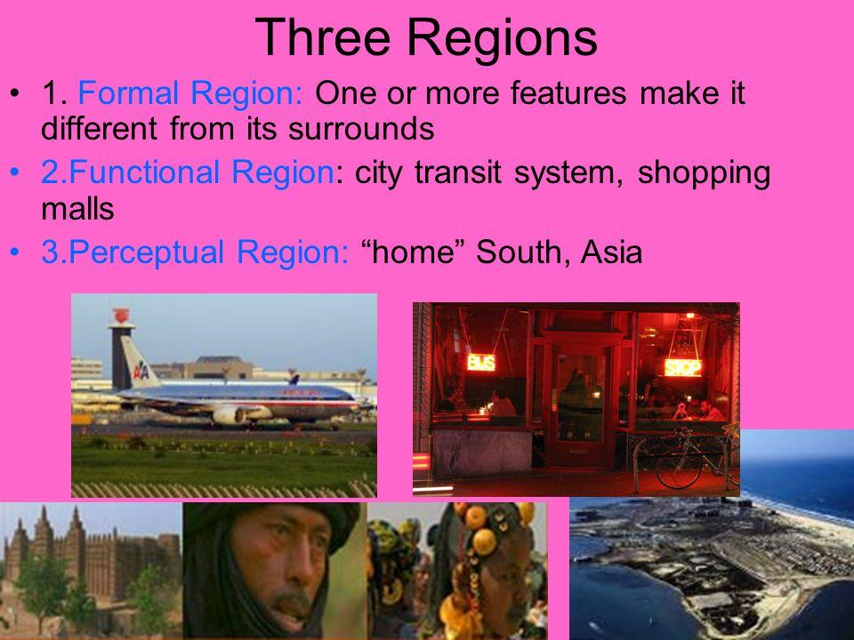 Three Regions 1.