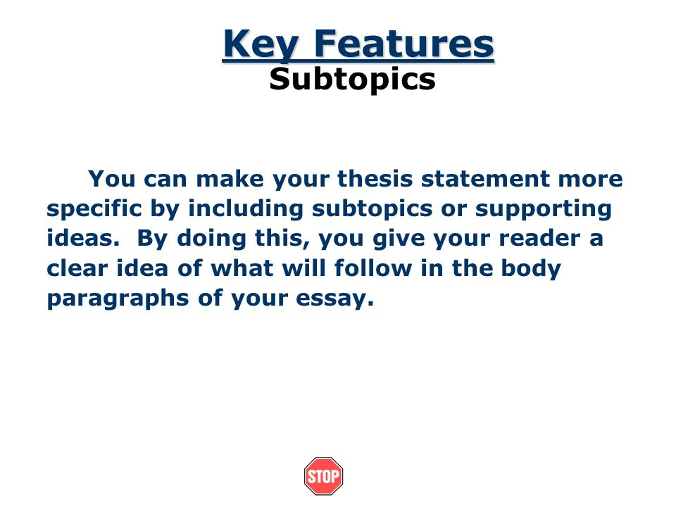What would be a good thesis statement for an essay on ways to reduce crime rate?
