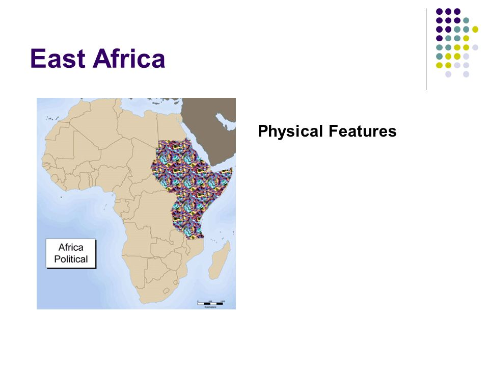East Africa Physical Features