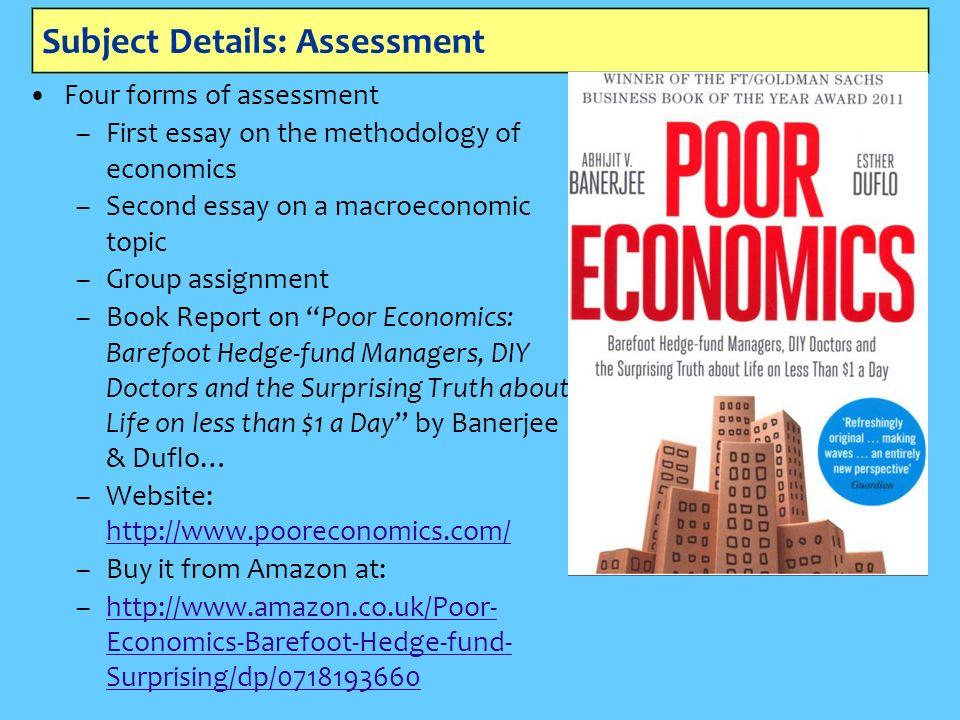 macroeconomics assignment essay