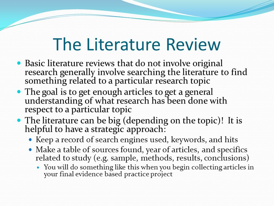Review Of Research Paper