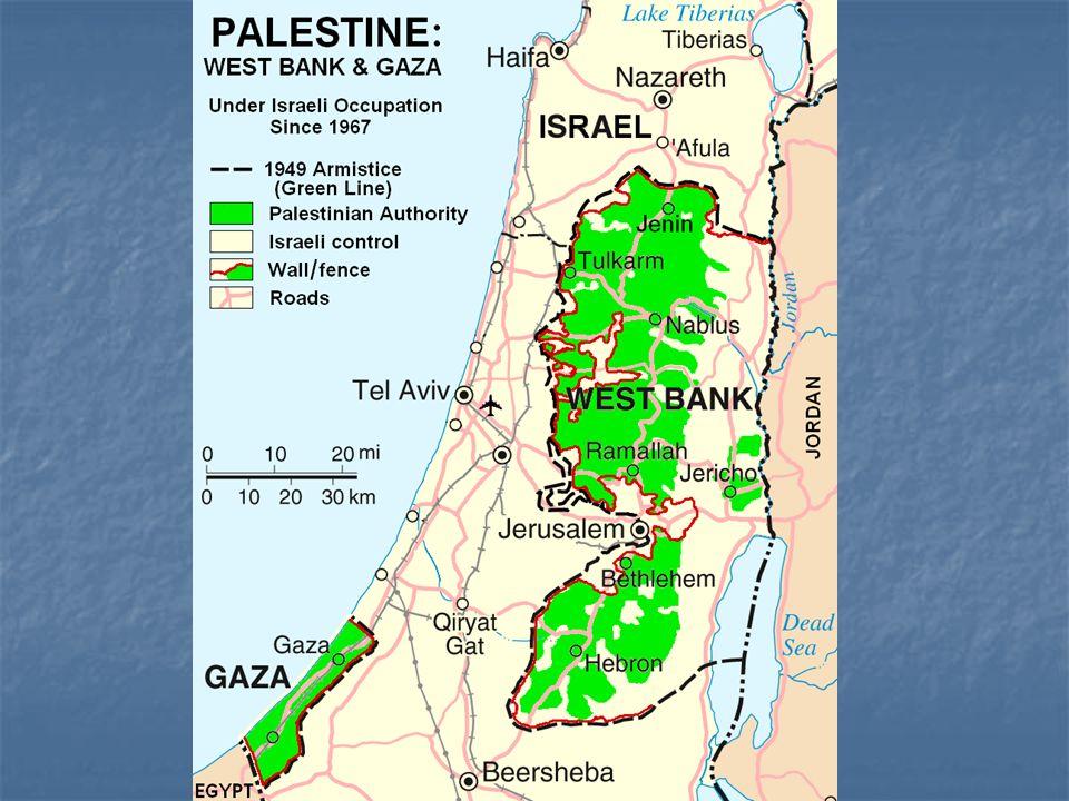 Israel WWII-Jews need a homeland after the Holocaust WWII-Jews need a homeland after the Holocaust 1947-UN creates a plan to establish a Jewish Nation 1947-UN creates a plan to establish a Jewish Nation Jews accept, Arabs refuse.