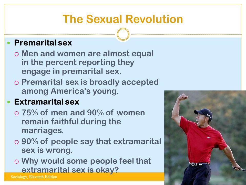What do you mean premarital sex
