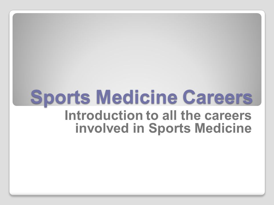 sports medicine careers introduction to all the careers involved, Sphenoid