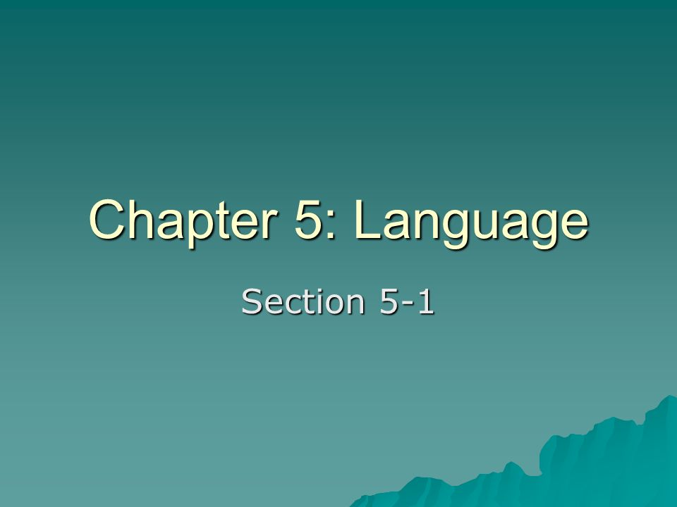 Chapter Language Section Language Quiz How Many - How many languages are in the world today