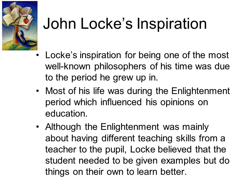 john locke biography essay John lockes philosophy of education philosophy essay print reference this published: 23rd march, 2015 disclaimer: this essay.